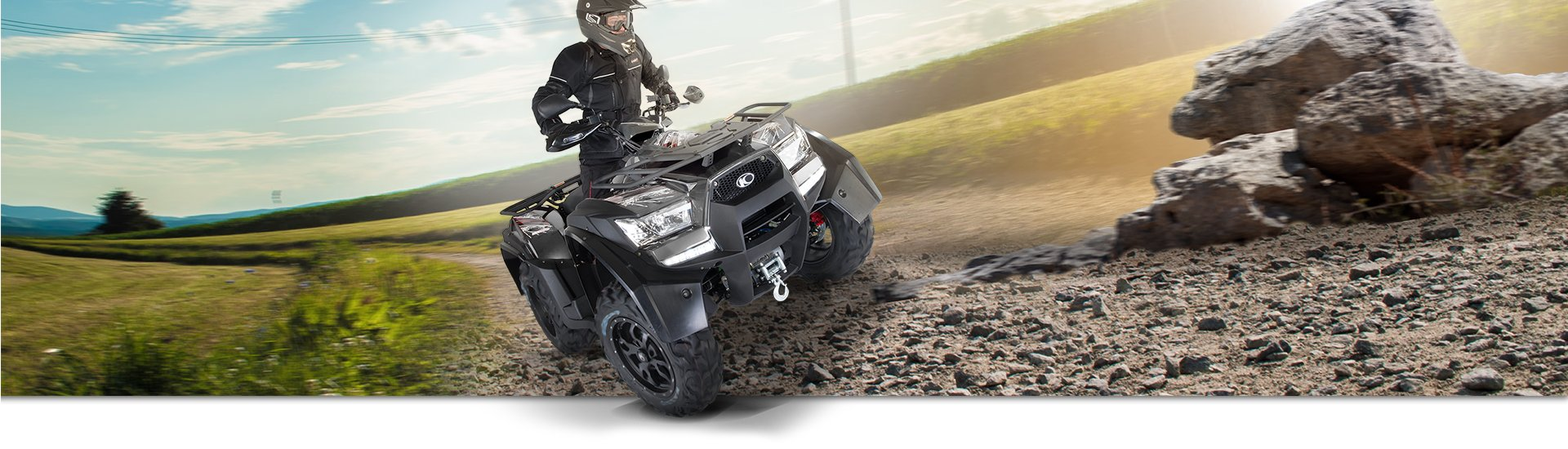 KYMCO Side by Side