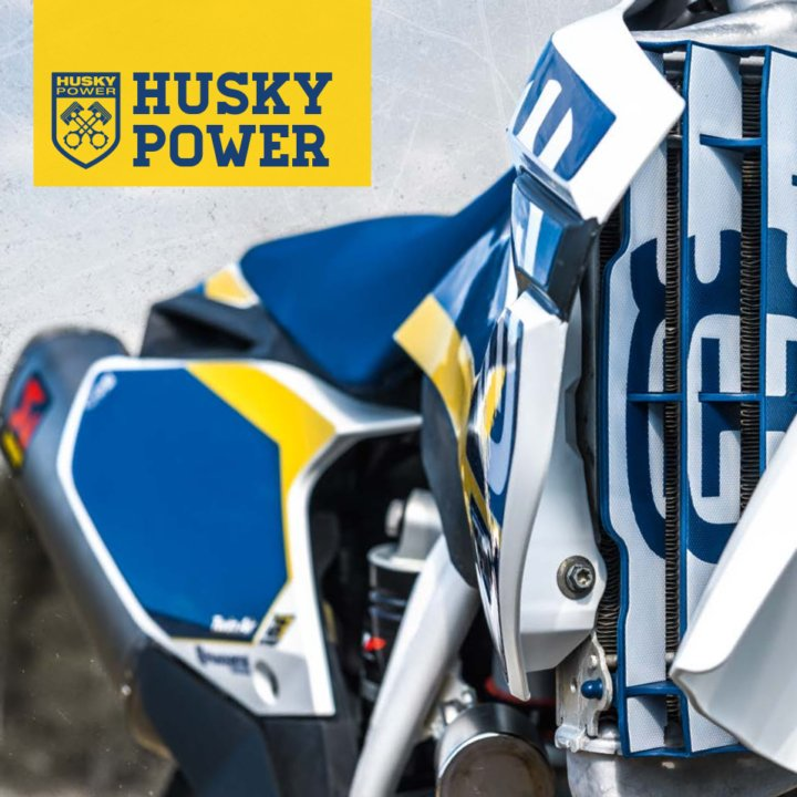 HUSKY POWER