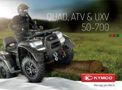 KYMCO Moto Studio Ulrich Reinecke