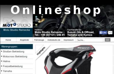 MOTOSTUDIO_ONLINESHOP Moto Studio Ulrich Reinecke
