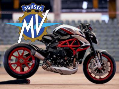 MVAGUSTA Motorrad Dippold
