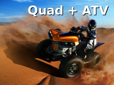QUAD_ATV MSH - Motorbike