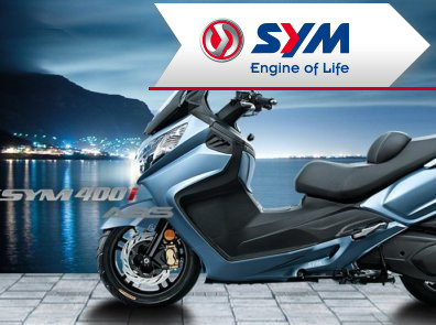 SYM_SCOOTER Motorradshop - Kuhlow