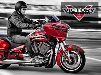 VICTORY Motorrad Dippold