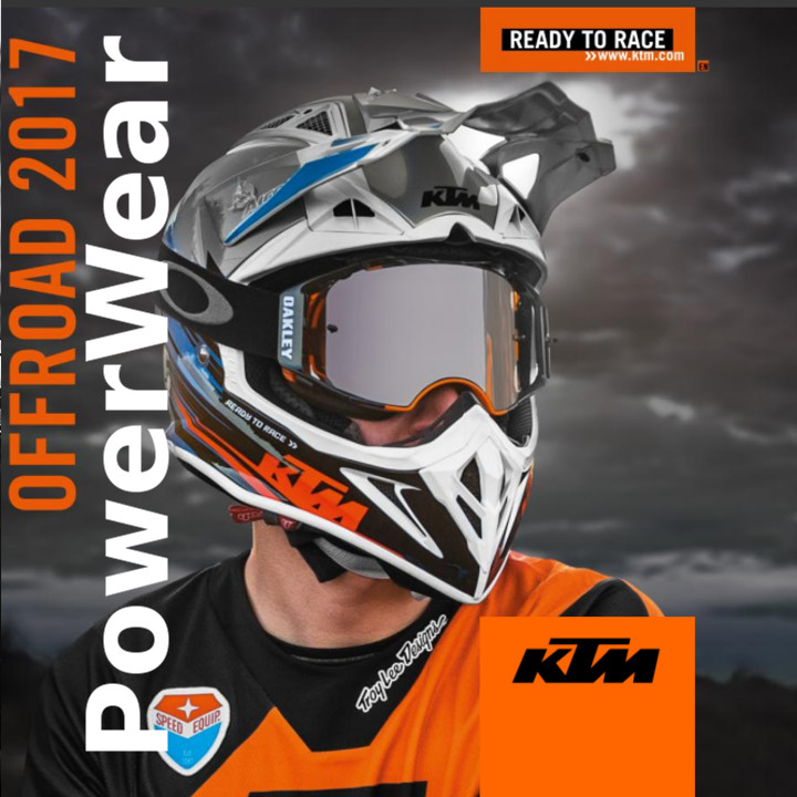 KTM POWER WEAR OFFROAD