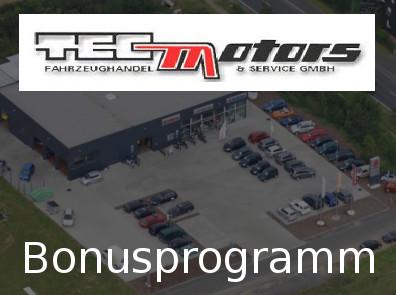 BONUSPROGRAMM TEC Motors GmbH