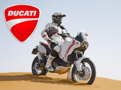 DUCATI Motorrad Trapp