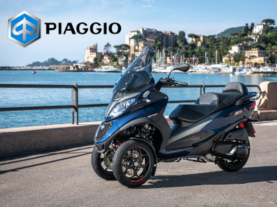 PIAGGIO MK Cycle Shop