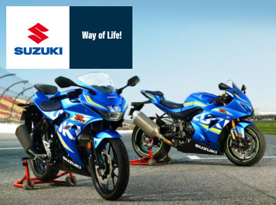 SUZUKI Mansour Motorradtechnik